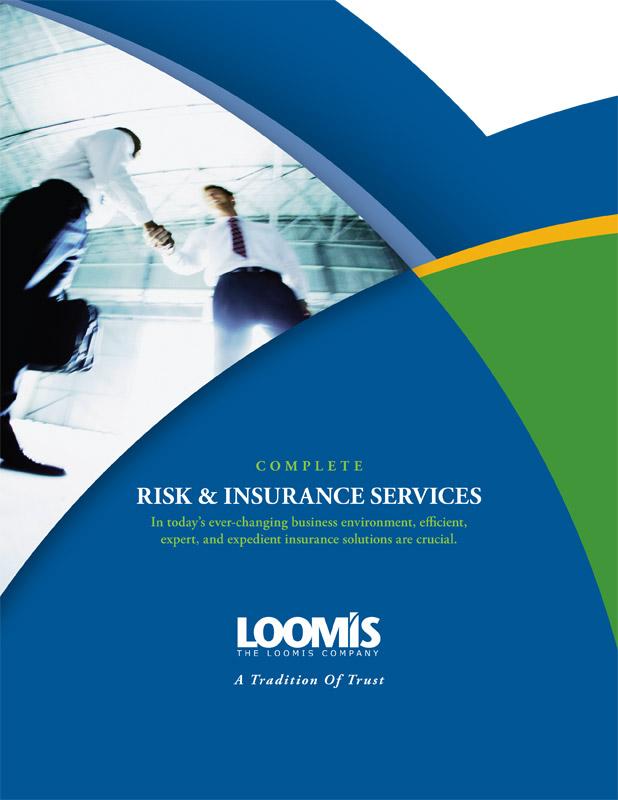 Graphic design portfolio of watermark media llc brochure design for pc insurance altavistaventures Image collections